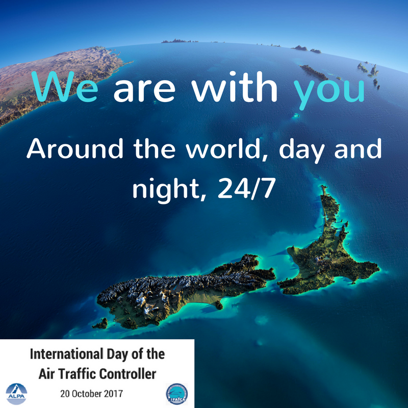 International Day of the Air Traffic Controller - 20 October 2017